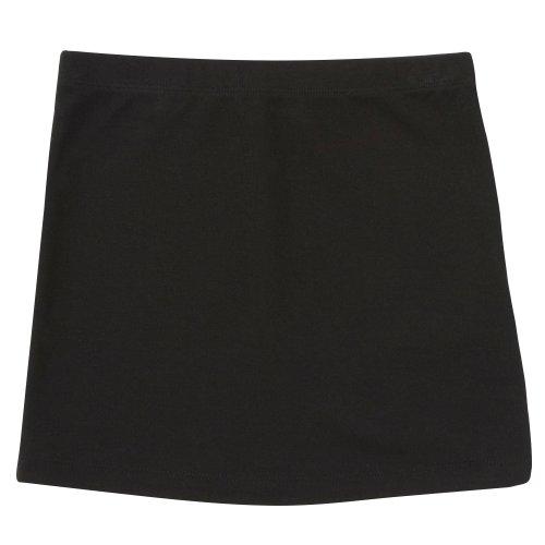 bluezoo Girl's Black Jersey Tube Skirt