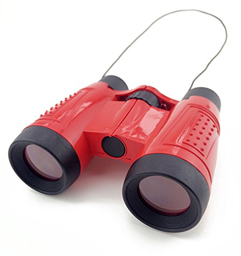 backyard safari field gear accessories includes binoculars and lazer