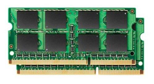 Mémoire Apple mémoire - 4 Go : 2 x 2 Go - SO DIMM 204 broches - DDR3
