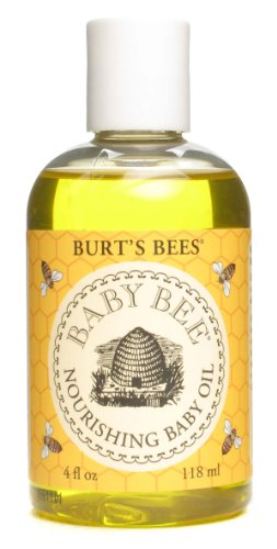 Burts Bees - Baby Bee Nourishing Baby Oil - 4 oz.