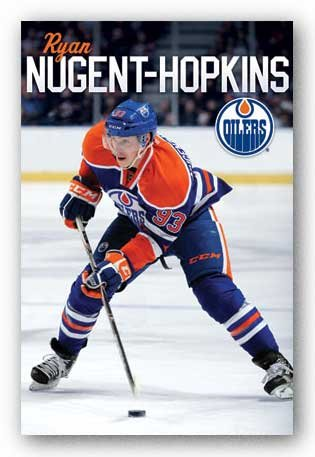 Ryan Nugent-Hopkins - Edmonton Oilers NHL 22