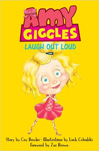 Amy Giggles by Coy Bowles cover image