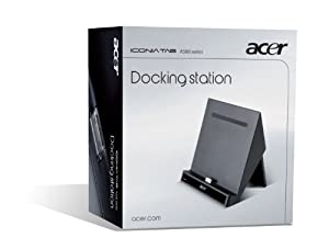 Acer Iconia Tab A500 Docking Station with Remote ADT002