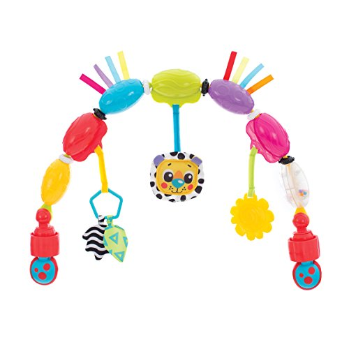 Playgro - Arco musical con animalitos, multicolor (0184472)