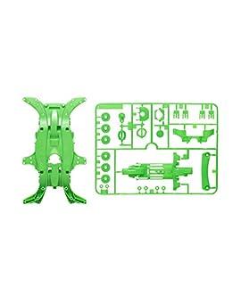 ミニ四駆限定シリーズ MA蛍光カラーシャーシセット (グリーン)  × 6個セット 95052