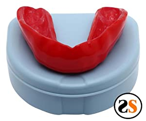 6mm Color Custom MMA Mouthguard