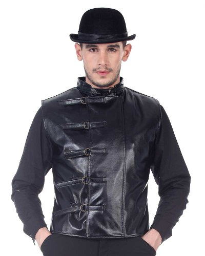 Steampunk Victorian Costume Steampunk Leather Jacket