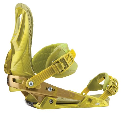 RAIDEN Bindings by Nitro Herren Bindung Raiden Zero&#39;13, dirty lime, M, 1131-836253