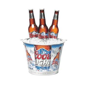 coors-light-beer-ice-bucket