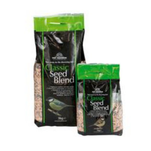 Chambers Classic Seed Blend Bird Food 3kg-1kg