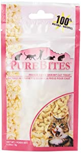 PureBites Shrimp Cat Treats, 0.28-Ounce