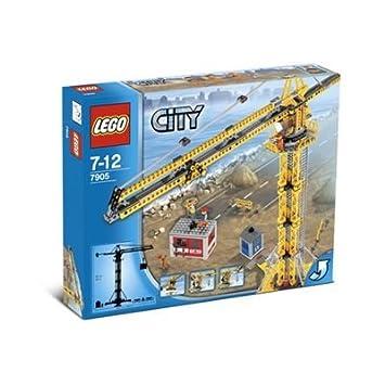 Lego - City - jeu de construction - La grue