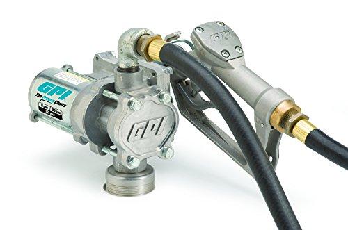 Gpi ez 8 137100 01 aluminum fuel pump 12v dc 8 gpm manual for Gpi fuel pump motor