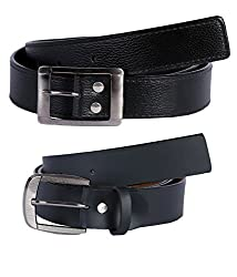 Hardys Collection Men's Belt (Hardy-975_Black_36)