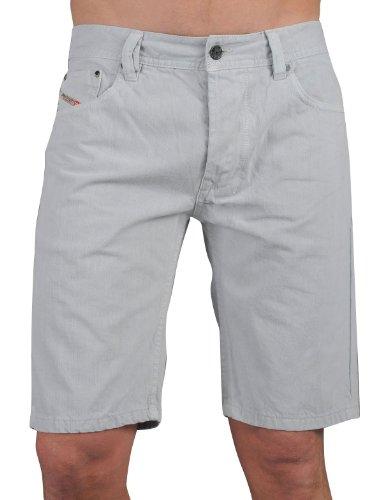 Diesel Larkshort 129 Straight Grey Man Shorts Men - W29