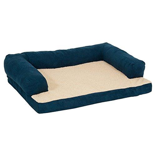 Aspen-Pet-Bolster-Ortho-Pet-Bed-Assorted