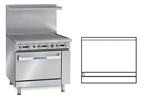 Imperial-Commercial-Restaurant-Range-72-With-6-Burner-36-Griddle-2-Standard-Oven-Nat-Gas-Ir-6-G36