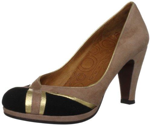 Chie Mihara Women's Amareto Taupe Heels 6 UK