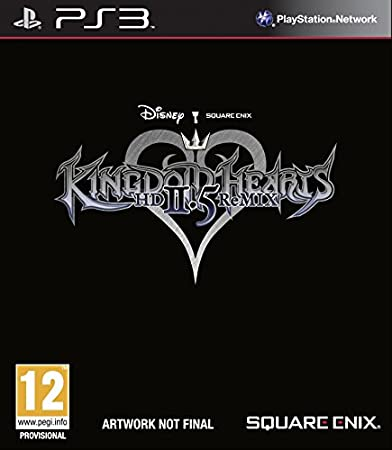 Kingdom Hearts HD II.5 ReMix - Edición Limitada