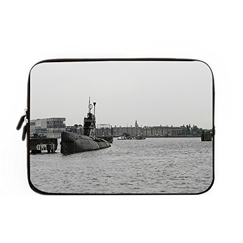 hugpillows-funda-para-portatil-funda-para-portatil-bolsa-amsterdam-puerto-mar-submarino-casos-con-cr