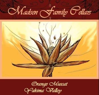 2012 Madsen Family Cellars Lonesome Springs Orange Muscat 375Ml