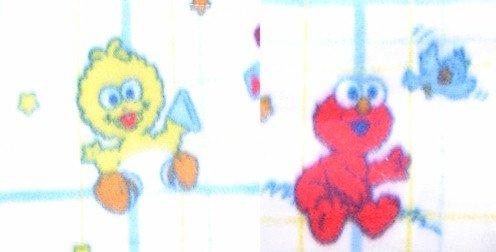 Sesame Street Baby Extra Soft Fleece Blanket - 1
