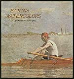 img - for Eakins watercolors, book / textbook / text book