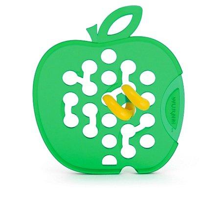 Cheap Recent Toys Worm Escape Travel Puzzle – 4.5 inch Apple Maze Brain Teaser Game (B002QCLJC8)