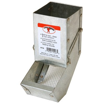 Miller-Manufacturing-Galvanized-Rabbit-Feeder