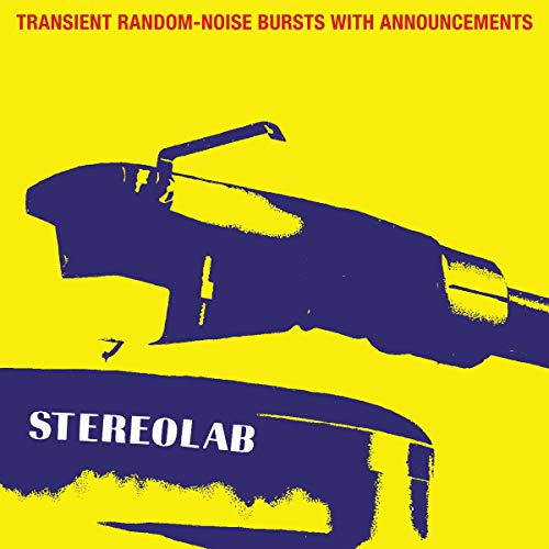Vinilo : Stereolab - Transient Random Noise-bursts With Announcements (Poster)