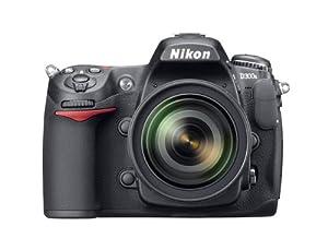 Nikon D300S Appareil photo numérique Réflex 12,3 Mpix Boîtier Nu Noir