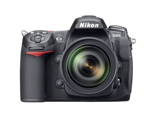 Nikon D300S Digital SLR Camera Body Only (12.3MP) 3 inch LCD