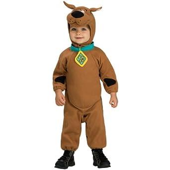 Scooby-Doo Costume - Newborn