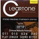 [Cleartone] クリアトーン マンドリン弦 ミディアム Medium 011-040 コーティング弦