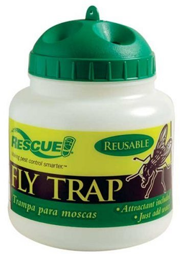 Rescue FTA-SF4 Reuseable Fly Trap with Attractant