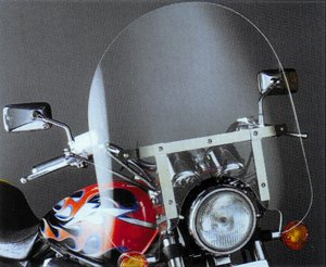 Kawasaki Vulcan 1500 A Windshield 17CL