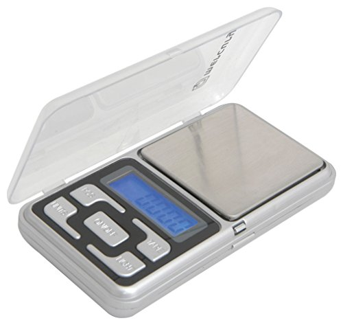 Mercury 456.059UK - Bilance tascabili digitali compatte