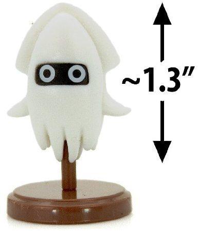 "Blooper ~1.3"" Mini Figure [Super Mario Choco Egg Mini-Figure Series #3 - NO CANDY] (Japanese Import) - 1"