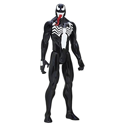 Hasbro Marvel Spiderman Figura Di Azione 12'' Cattivi Mod.3 30Cm