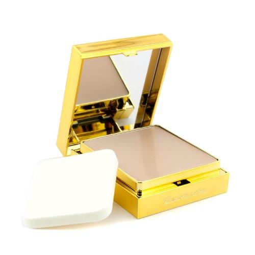 エリザベスアーデン フローレス フィニッシュ スポンジ オン クリームメイクアップ (ゴールドケース入り) 54 Vanilla Shell 並行輸入品