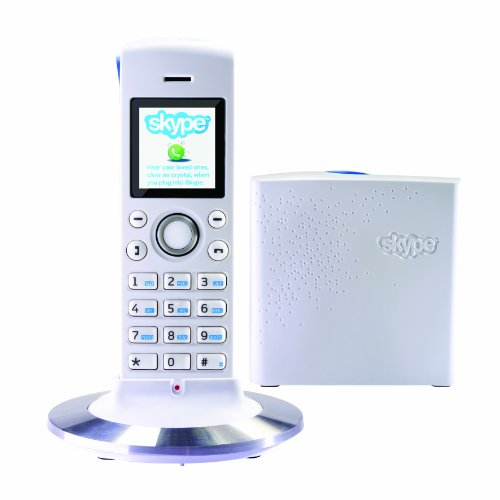 RTX DUALphone 4088 Skype and Landline Phone - White (No PC Required) Black Friday & Cyber Monday 2014