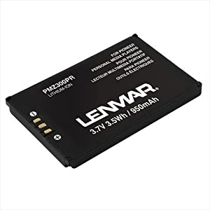 Lenmar Replacement Battery for Pioneer GEX-XMP3 XMP3 Replaces OEM Pioneer XM-6900-0004-00