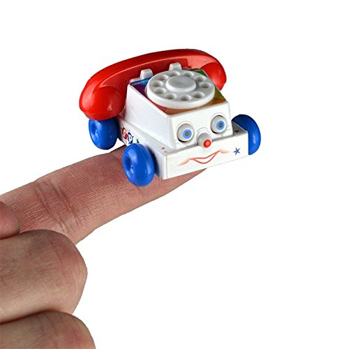 Chatter-Telephone-Miniature-Edition-Pocket-Sized-Toy-Phone-Includes-Friendly-Face-and-Ringing-Spin-Dial
