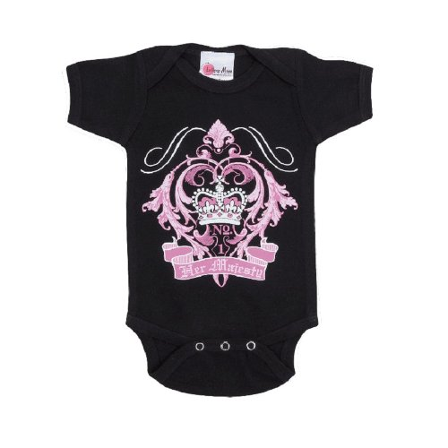 Lollipop Moon Her Majesty Baby Creeper front-914529