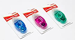 Oddy High Quality Correction Tape, 5mm x 6 meters - Pack of 6