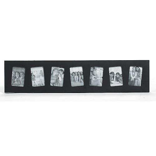 Seven Opening Mini Slant Collage Frame