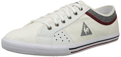 Le Coq SportifSaint Ferdinand Twill Cvs 2 Tones - Sneaker Uomo, Bianco (Blanc (Optical White)), 45 EU