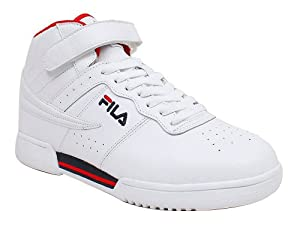 Fila Men's F13 Super Lite Lace Up White Sneakers 10 M