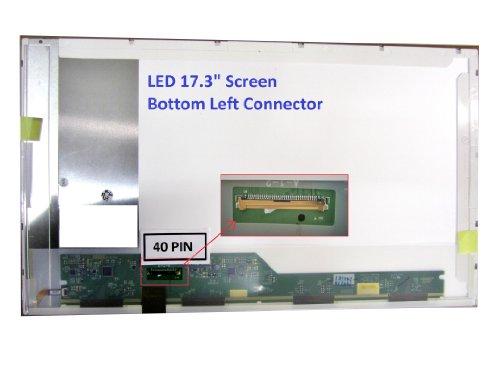 HP PAVILION DV7-6090EL Laptop Screen 17.3 LED BOTTOM LEFT WXGA++ discount price 2015