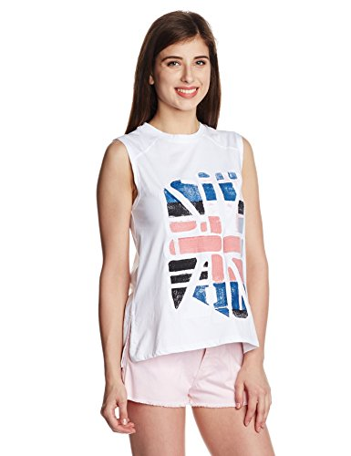 Pepe-Jeans-Womens-Solid-T-shirt